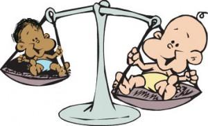 greutatea copiilor