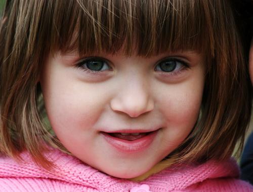 Frizuri Pentru Fetite Copii Veseli